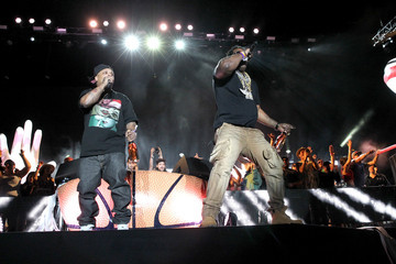 Busta Rhymes Coachella Valley Music and Arts Festival: Day 1