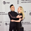 Portia Doubleday Rami Malek Photos