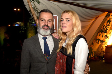 Busy Philipps Marc Silverstein Los Angeles Premiere Of HBO Series 'Camping' - After Party