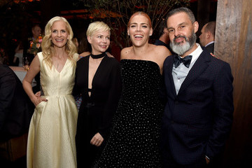 Busy Philipps Marc Silverstein Premiere Of STX Films' 'I Feel Pretty' - After Party