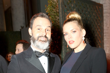 Busy Philipps Marc Silverstein Perrier-Jouet Celebrates The Art Of Elysium's 7th Annual HEAVEN Gala Presented By Mercedes-Benz