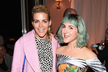Busy Philipps Refinery29 Los Angeles Holiday Party Hosted By R29 Editor-At-Large Drew Barrymore At The Sunset Tower Hotel
