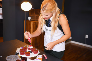 Busy Philipps Michaels and Busy Philipps Host Fall Making Event