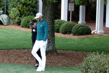 Butch Harmon The Masters - Round One