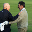 Butch Harmon The Masters - Preview Day 2