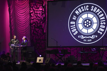 Butch Walker 5th Annual Guild of Music Supervisors Awards