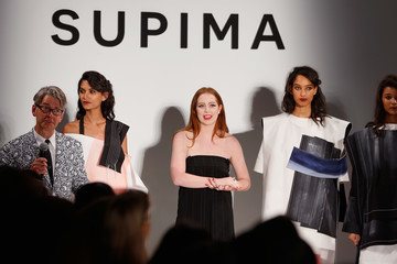 Buxton Midyette Supima Design Competition - SS18  - Front Row