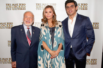 Buzz Aldrin 'The Man Who Unlocked The Universe' Premiere