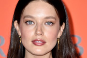 Emily DiDonato attends the Bvlgari B.zero1 Rock collection event at Duggal Greenhouse on February 06, 2020 in Brooklyn, New York.