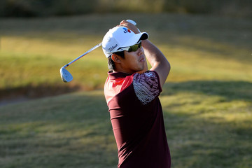 Byeong-Hun An Shriners Hospitals for Children Open - Round One