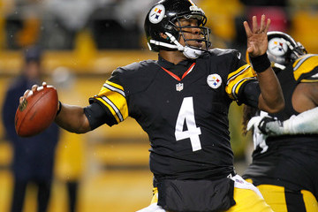 Byron Leftwich Kansas City Chiefs v Pittsburgh Steelers