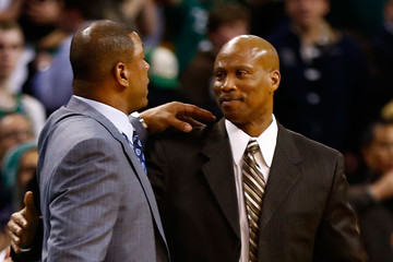 Byron Scott Cleveland Cavaliers v Boston Celtics