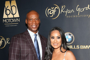 Byron Scott Ryan Gordy Foundation '60 Years Of Motown' Celebration