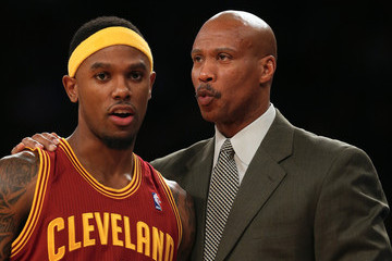 Byron Scott Cleveland Cavaliers v New York Knicks