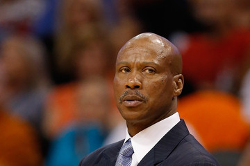 Byron Scott Los Angeles Lakers v Phoenix Suns