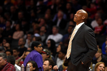 Byron Scott Los Angeles Lakers v Los Angeles Clippers