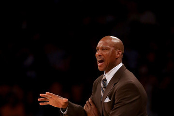 Byron Scott Los Angeles Clippers v Los Angeles Lakers