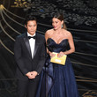 Byung-hun Lee 88th Annual Academy Awards - Show