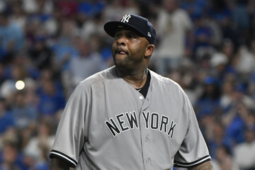 C.C. Sabathia New York Yankees v Kansas City Royals