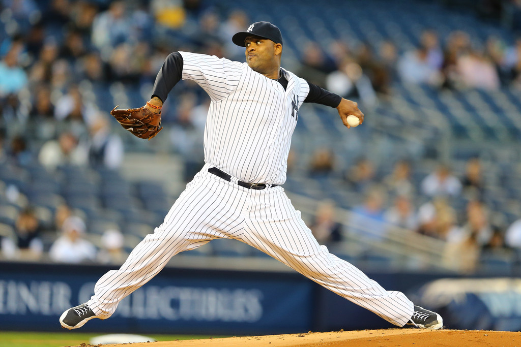 C.C. Sabathia - Arizona Diamondbacks v New York Yankees