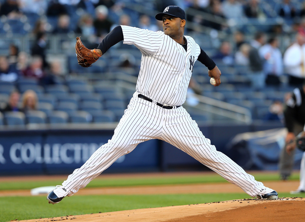 C.C. Sabathia - Seattle Mariners v New York Yankees
