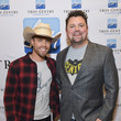 Dustin Lynch and Storme Warren