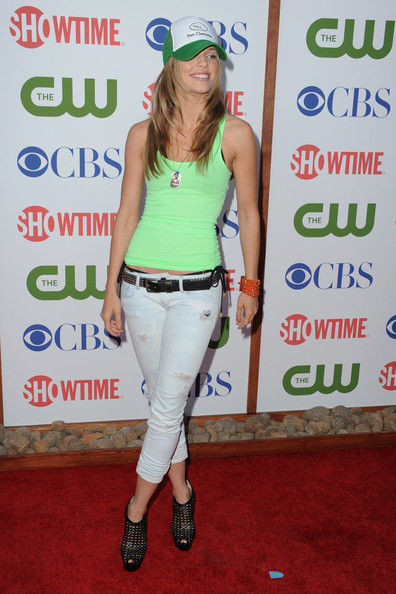Actress AnnaLynne McCord arrives at the TCA Party for CBS, The CW and Showtime held at The Pagoda on August 3, 2011 in Beverly Hills, California.