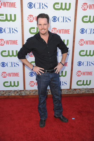 Actor Kevin Dillon arrives at the TCA Party for CBS, The CW and Showtime held at The Pagoda on August 3, 2011 in Beverly Hills, California.