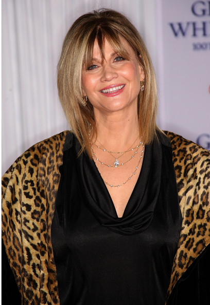 Markie Post Actress Markie Post attends the