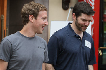 Jeff Weiner CEO's And Corporate Executives Gather For Annual Allan And Co Gathering In Sun Valley