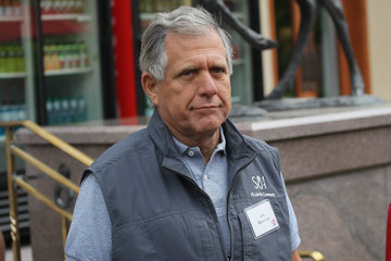 Leslie Moonves CEO's And Corporate Executives Gather For Annual Allan And Co Gathering In Sun Valley
