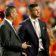 Tim Tebow and Urban Meyer Photos