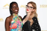Camille Winbush and Renee Olstead attend the CIROC Empowered Women's Brunch at the W Hollywood on May 21, 2018 in Los Angeles, California.