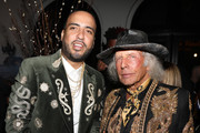 James Goldstein and French Montana Photos Photo