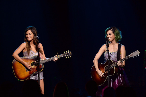 Kacey Musgraves And Katy Perry