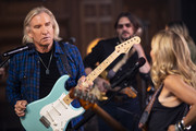 Joe Walsh performs with Sheryl Crow during CMT Crossroads: Sheryl Crow & Friends at Clementine Hall on August 22, 2019 in Nashville, Tennessee.