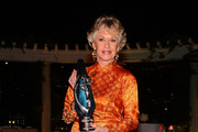 Tippi Hedren receives the 2013 Legacy of Style Award at The Peninsula Hotel on September 23, 2013 in Beverly Hills, California.