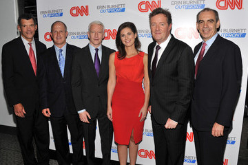 "Jim Walton CNN's ""Erin Burnett OutFront"" Launch Party"