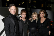 Carine Roitfeld Liam Malone Photos Photo