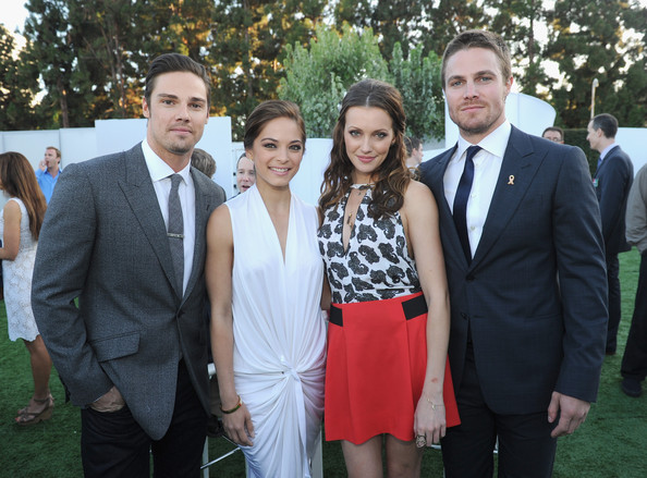 CW, CBS And Showtime 2012 Summer TCA Party - Inside - Zimbio