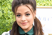 Sarah Jeffery attends The CW Network's Fall Launch Event - Arrivals at Warner Bros. Studios on October 14, 2018 in Burbank, California.