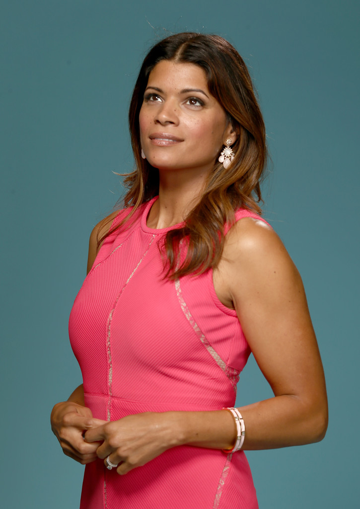 Andrea Navedo In The Cw And Showtime U0026 39 S 2014 Summer Tca