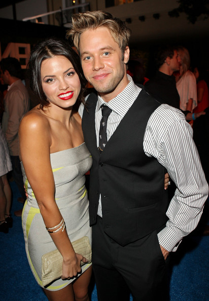 Shaun Sipos is married