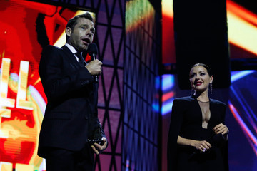 Cadel Evans 29th Annual ARIA Awards 2015 - Show
