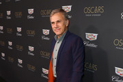 Christoph Waltz attends the Cadillac Oscar Week Celebration at Chateau Marmont on February 21, 2019 in Los Angeles, California