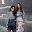 Caila Quinn Street Style - February 2021 - New York Fashion Week: The Shows