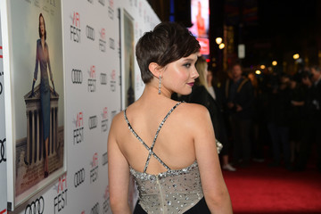 "Cailee Spaeny AFI FEST 2018 Presented By Audi - Opening Night World Premiere Gala Screening Of ""On The Basis Of Sex"" - Red Carpet"