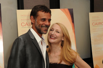 """Patricia Clarkson Alexander Siddig """"Cairo Time"""" New York Premiere - Arrivals"""