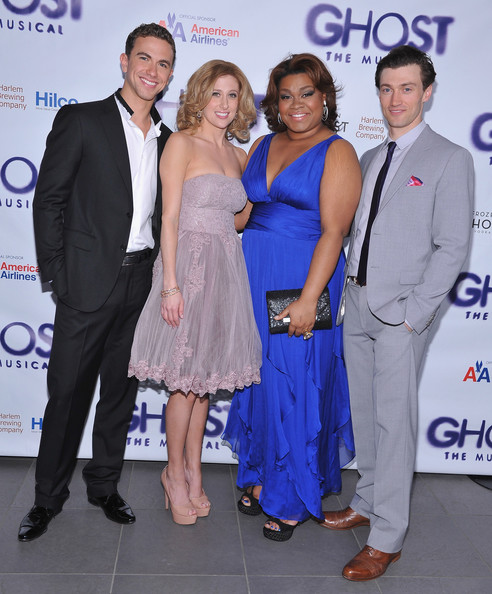 """""""Ghost, The Musical"""" Broadway Opening Night - After Party"""
