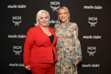 Caissie St. Onge Marie Claire Honors Hollywood's Change Makers
